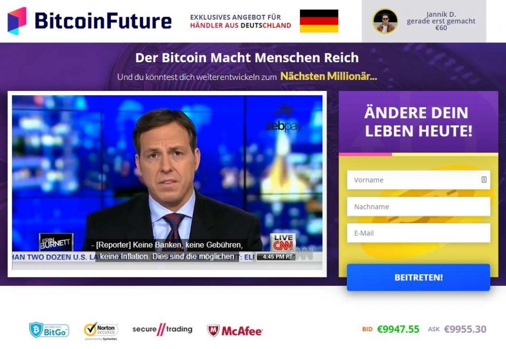 Bitcoin Future Erfahrungen