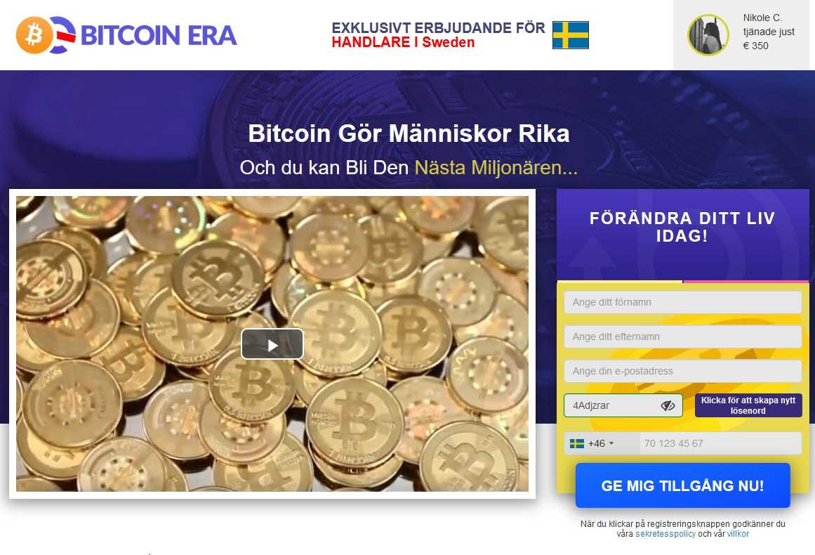 Bitcoin Era Recension
