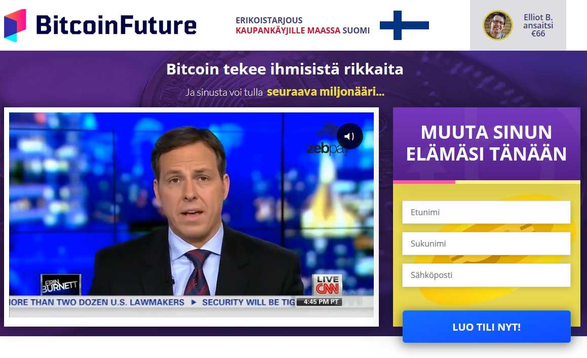 Bitcoin Future Kokemuksia