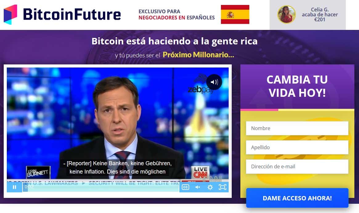 Bitcoin Future Opiniones