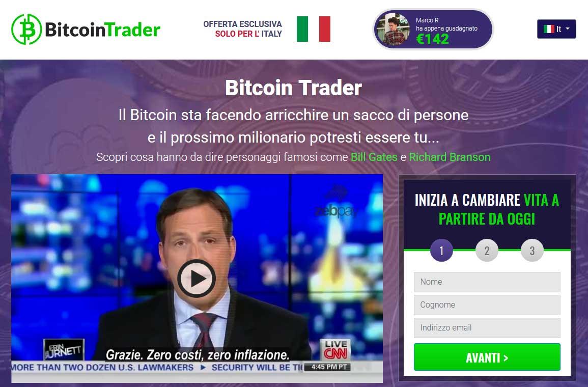 Crypto Trader Truffa