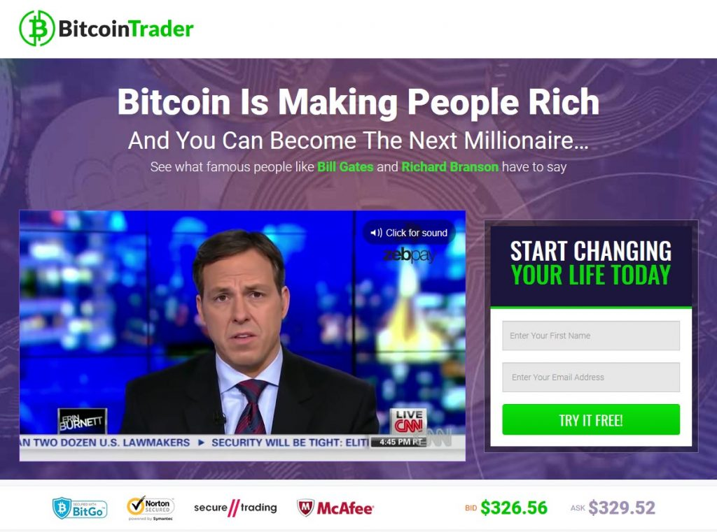 Crypto Trader Review