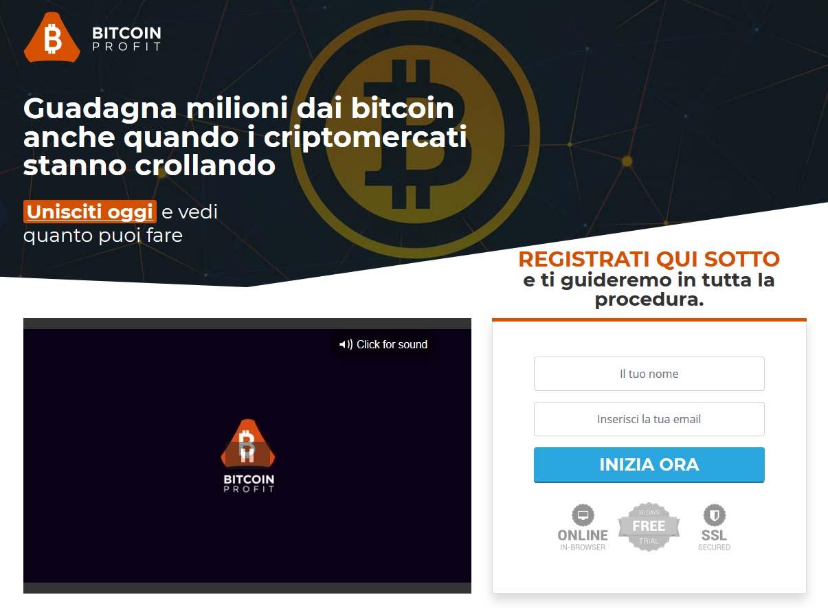Bitcoin Profit Truffa