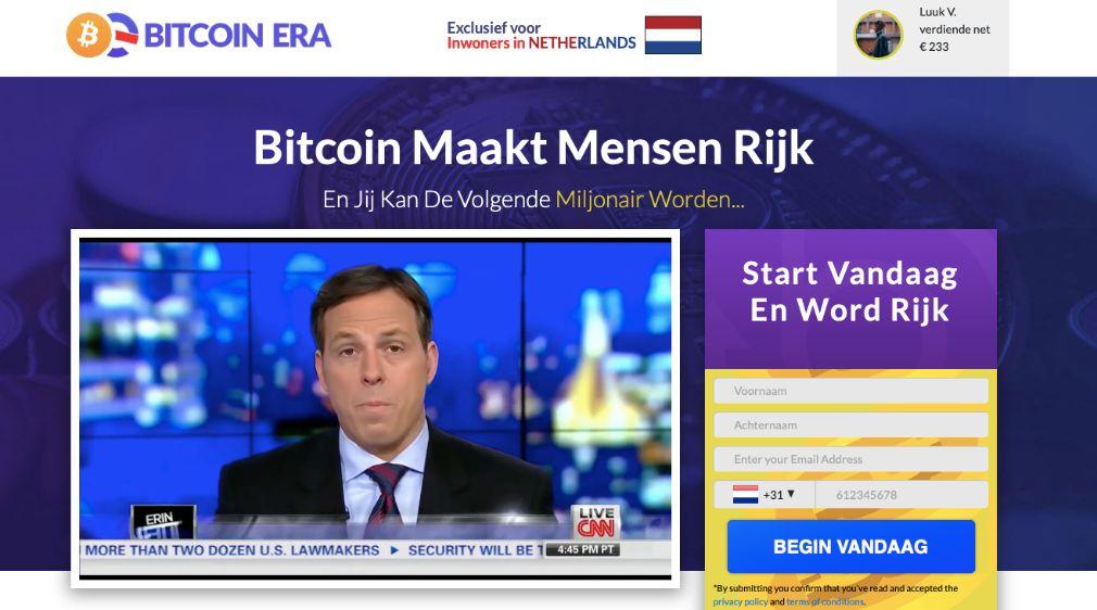 Bitcoin Era Ervaringen