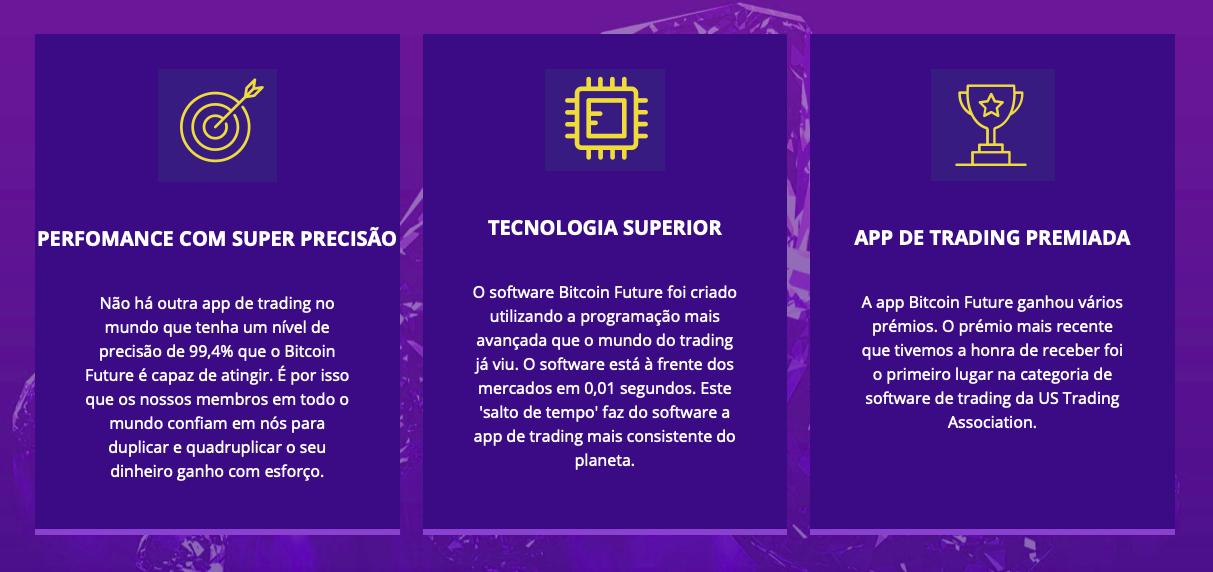 Bitcoin Future benefícios