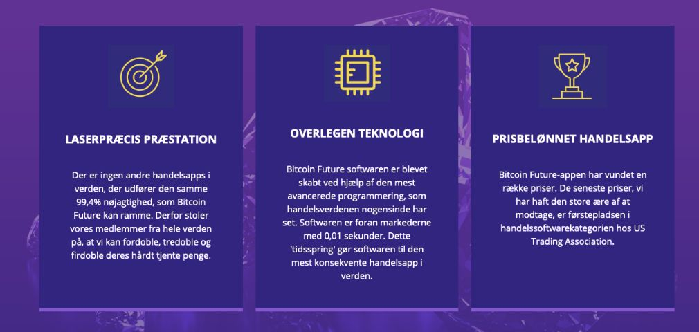 Bitcoin Future fordele