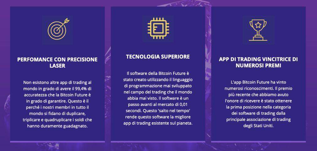Bitcoin Future vantaggi