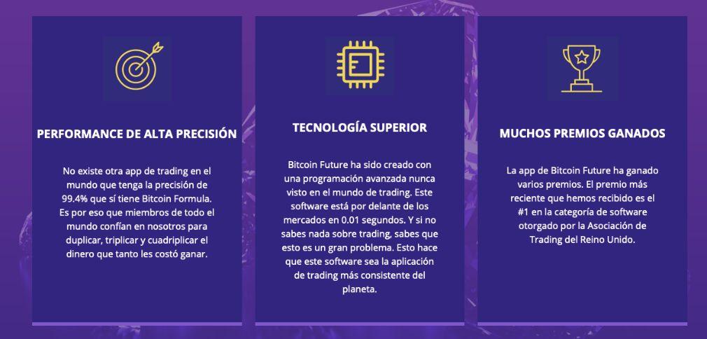 Bitcoin Future beneficios