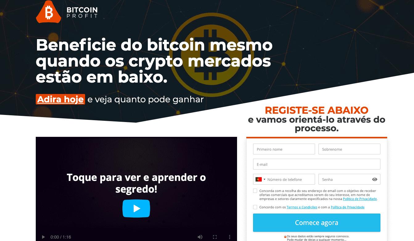 Bitcoin Profit Opiniões