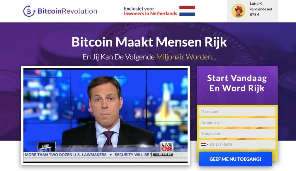 Bitcoin Revolution Ervaringen