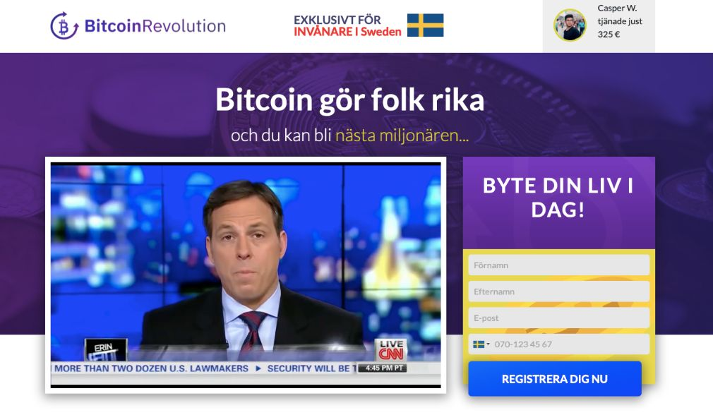 Bitcoin Revolution Recension