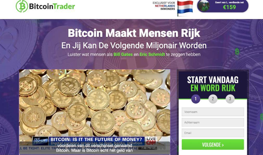 Bitcoin Trader Ervaringen