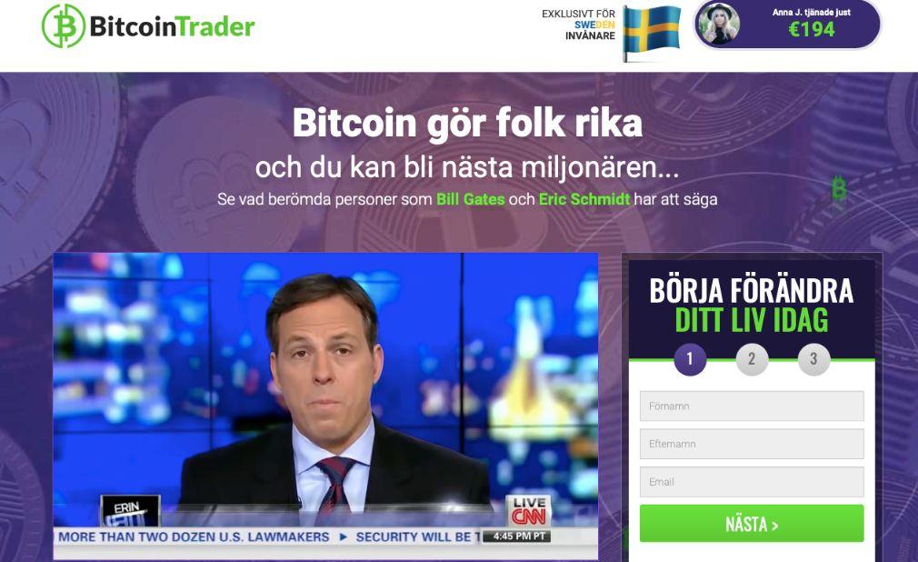 Bitcoin Trader Recension
