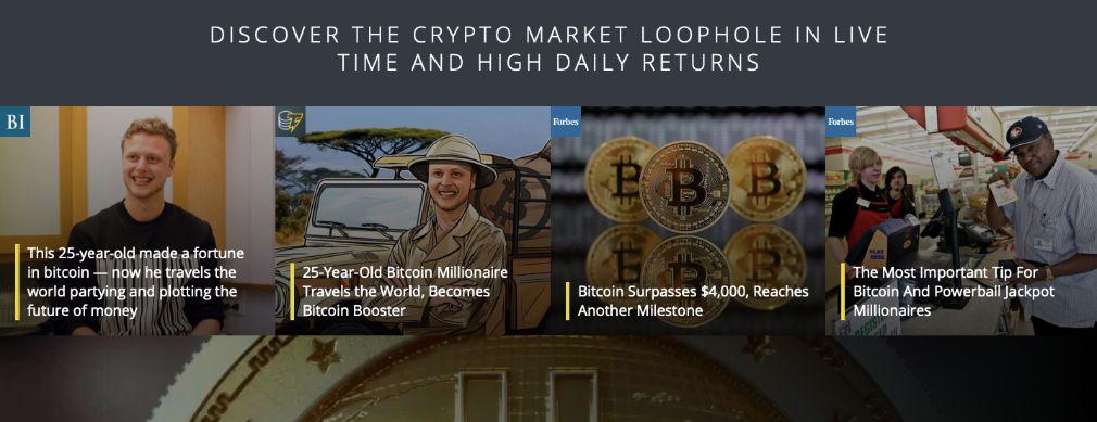 Bitcoin Loophole Succes