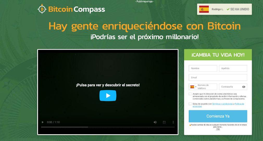 Bitcoin Compass Opiniones