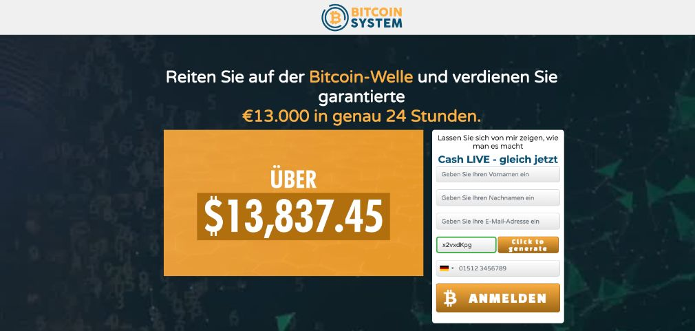 Bitcoin System Erfahrungen – Funktioniert Bitcoin System wirklich?