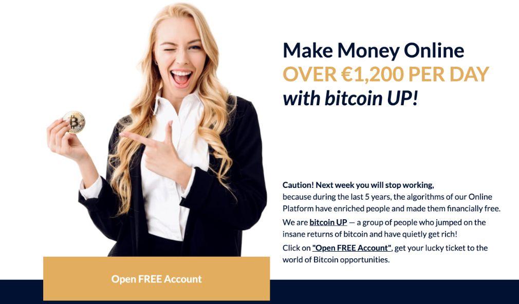Bitcoin UP Erfolg