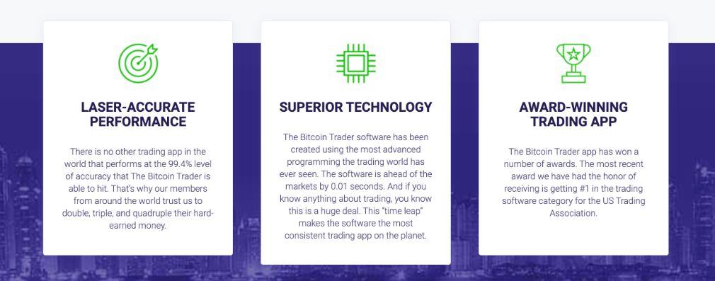 Bitcoin Formula benefício