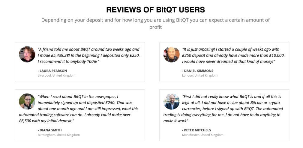 BitQT sukces
