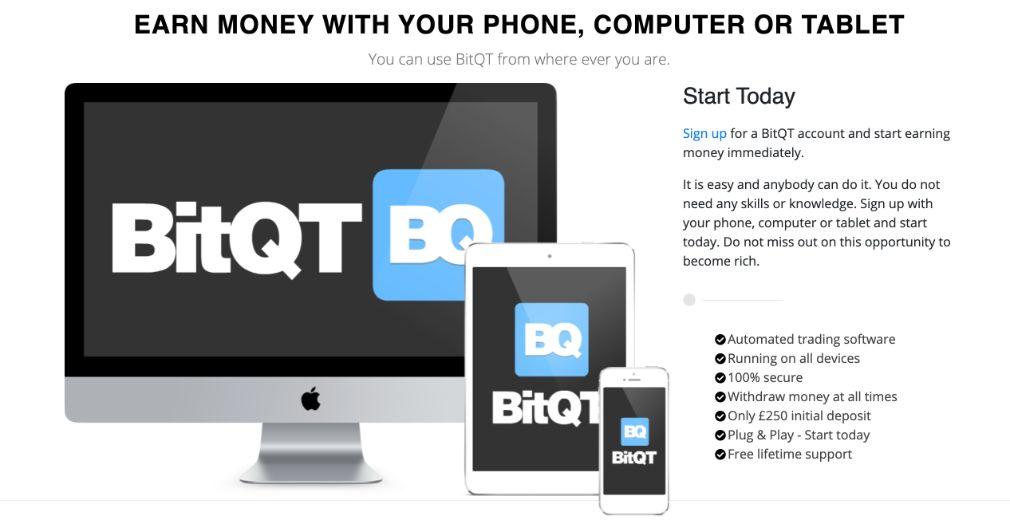 BitQT devices