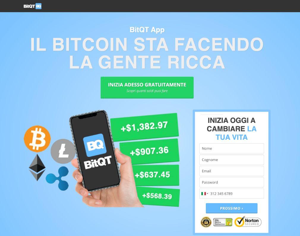 BitQT Truffa