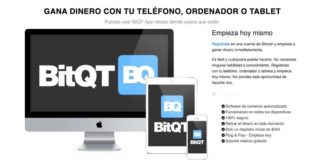 BitQT información