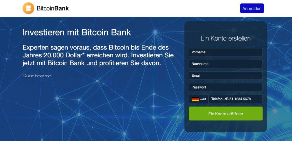 Crypto Bank Erfahrungen – Funktioniert Crypto Bank wirklich?