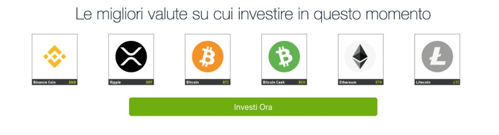 Bitcoin Bank Valute