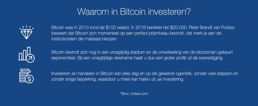 Crypto Bank Voordelen