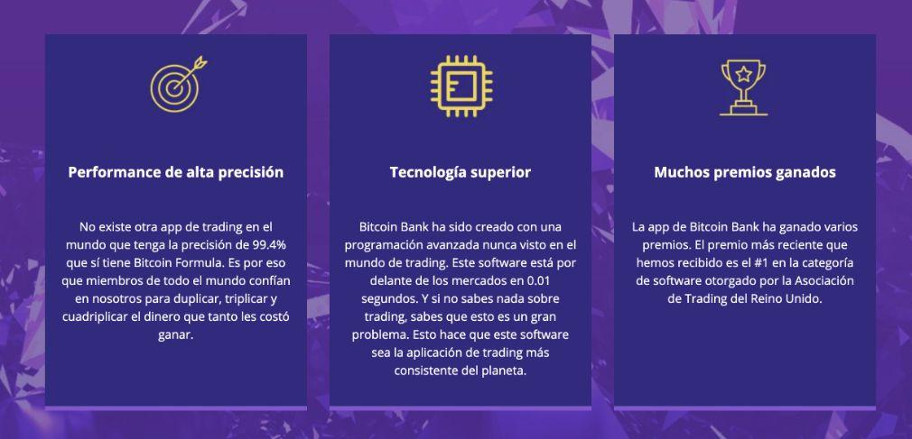 Crypto Bank Ventajas
