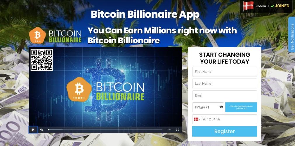 Bitcoin Billionaire Anmeldelse