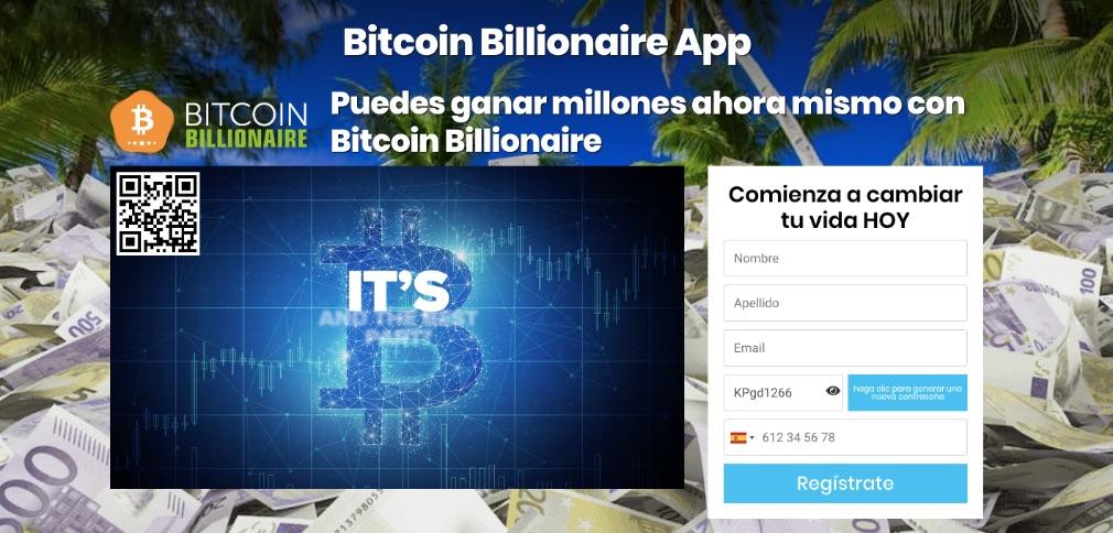 Bitcoin Billionaire Opiniones
