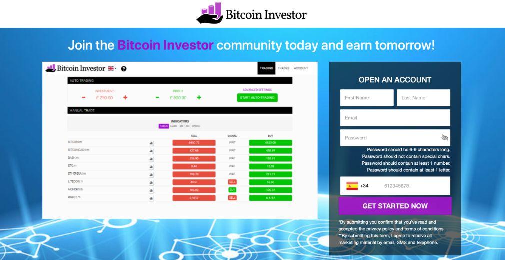 Bitcoin Investor Opiniones