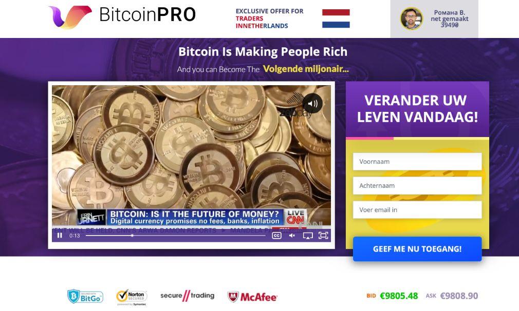 Bitcoin Pro Ervaringen
