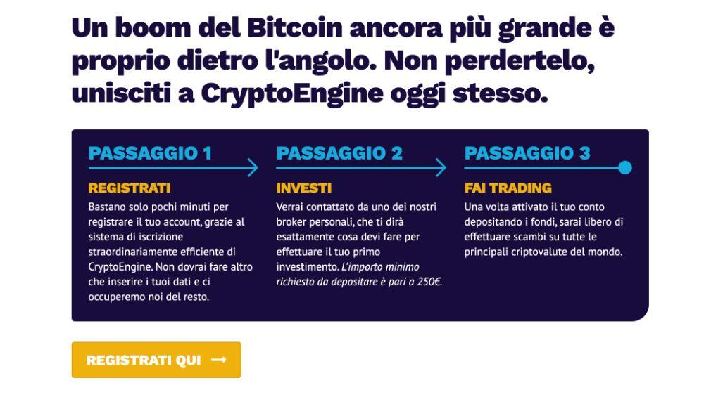 Crypto Engine come funziona