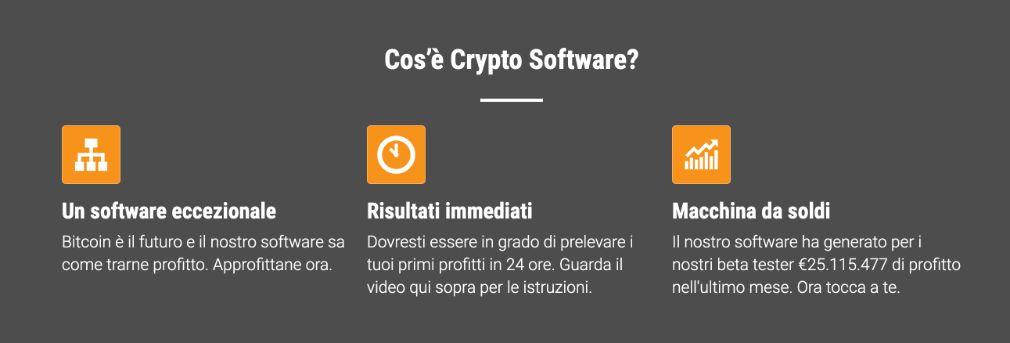 Cryptosoft fördel