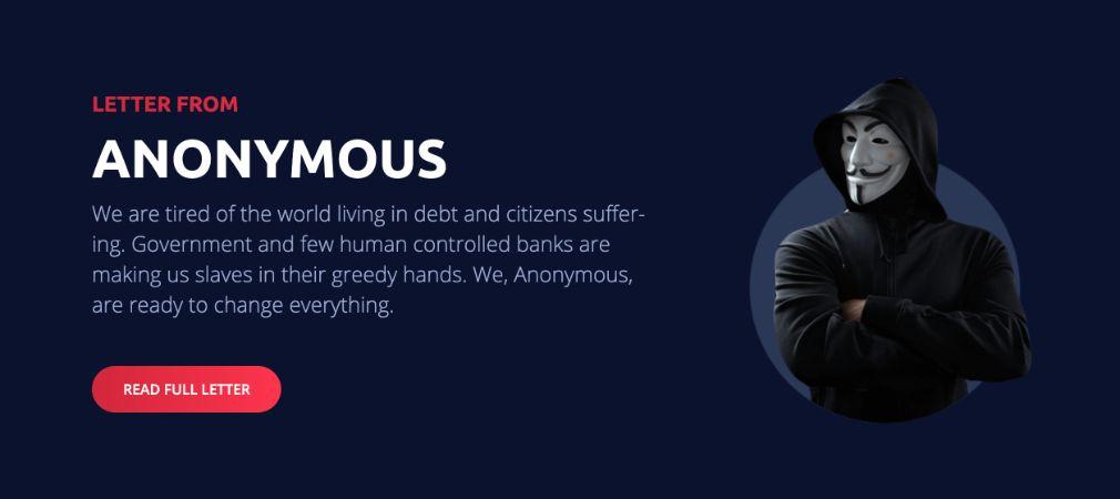 Anon System Vorteile