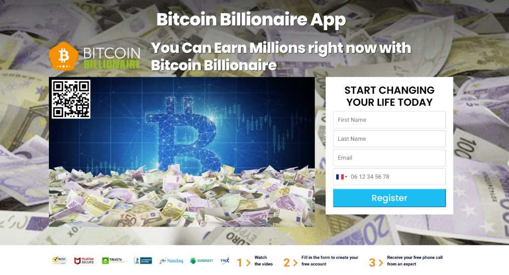 Bitcoin Billionaire Avis