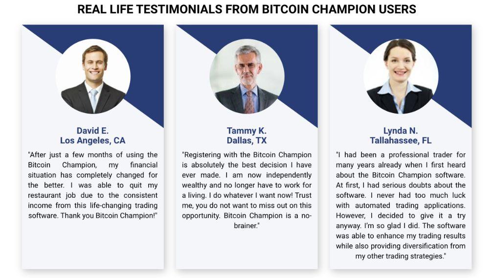 Bitcoin Champion Utente