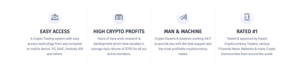 Bitcoin Fast Profit Vorteile