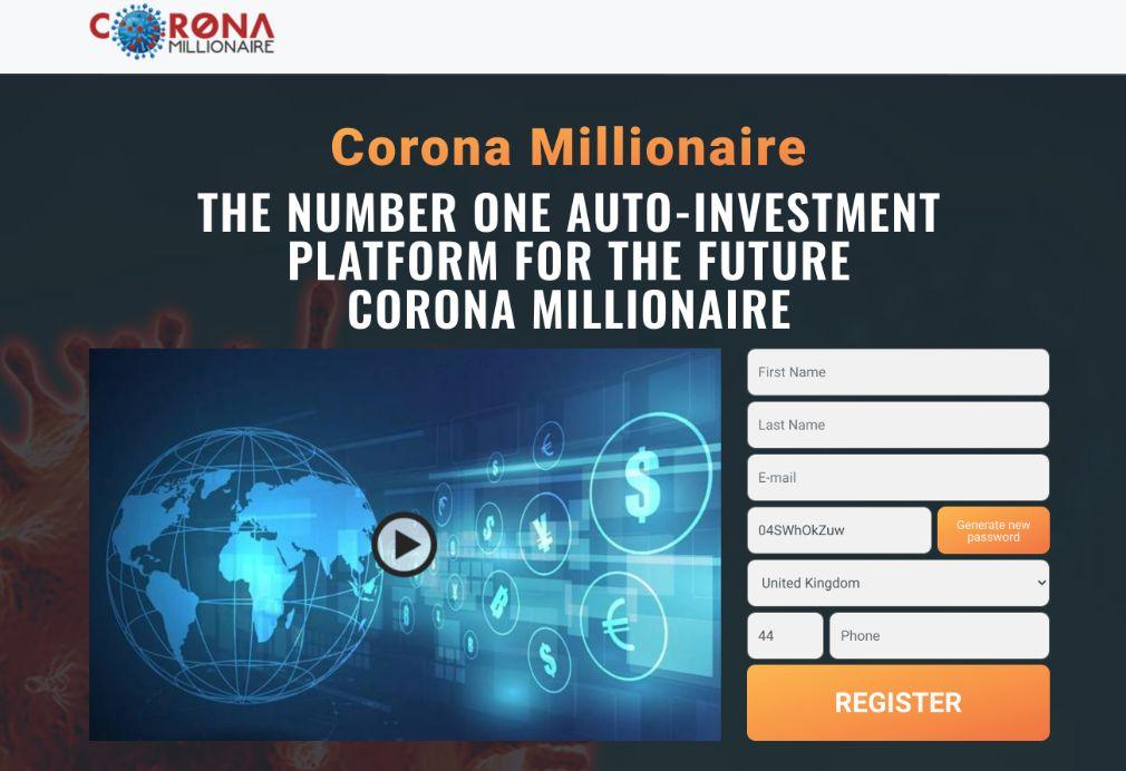 Corona Millionaire Erfahrungen – Funktioniert Corona Millionaire wirklich?