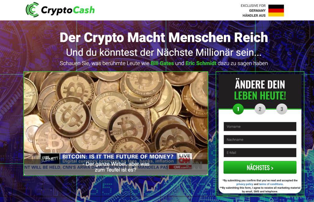Crypto Cash Erfahrungen – Funktioniert Crypto Cash wirklich?