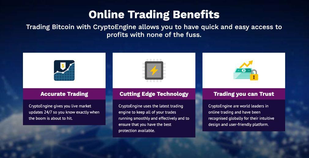 Crypto Engine benefits