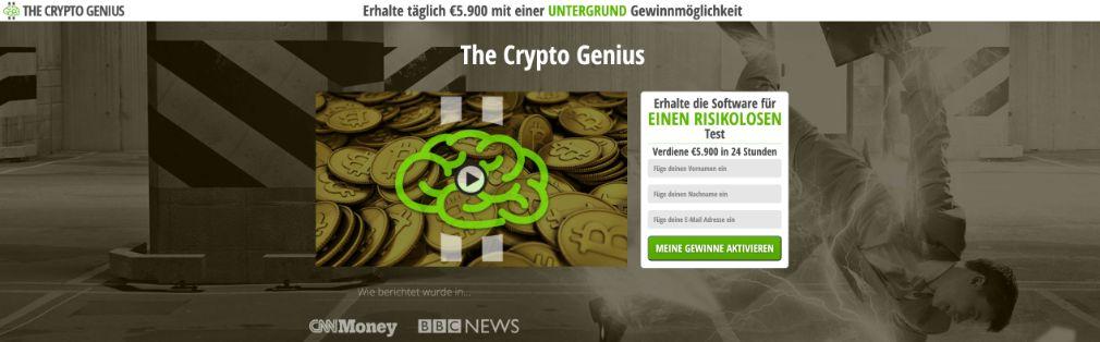 Crypto Genius Erfahrungen – Funktioniert Crypto Genius wirklich?
