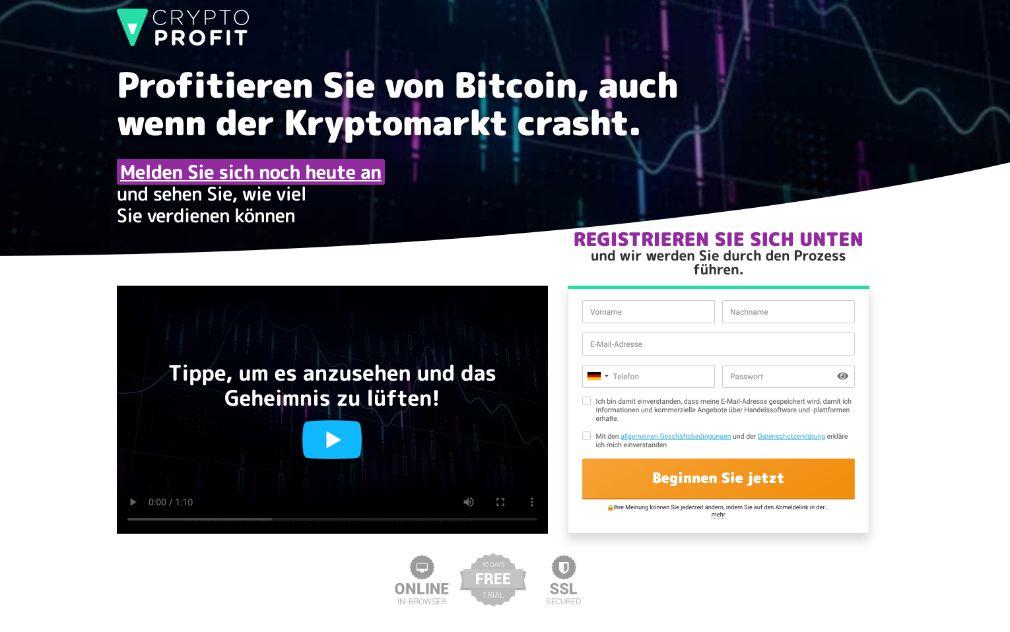 Crypto Profit Erfahrungen – Funktioniert Crypto Profit wirklich?