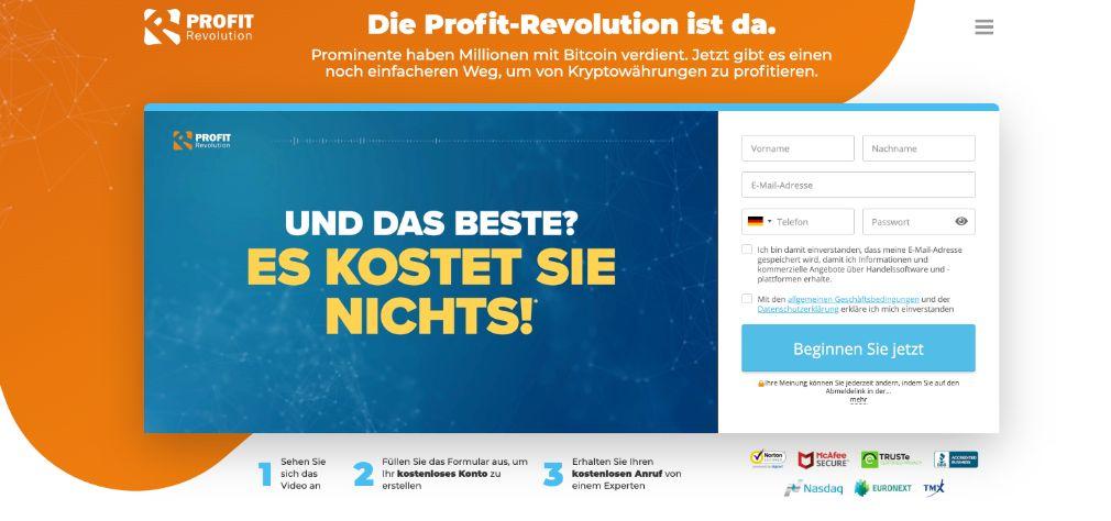 Profit Revolution Erfahrungen – Funktioniert Profit Revolution wirklich?