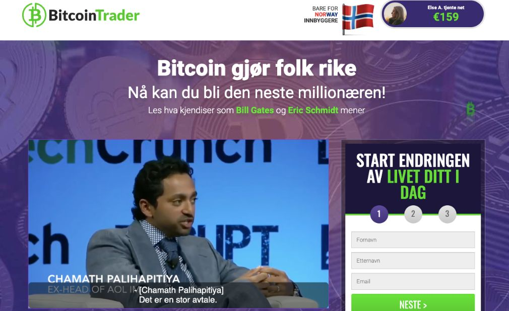 Crypto Trader Erfaringer