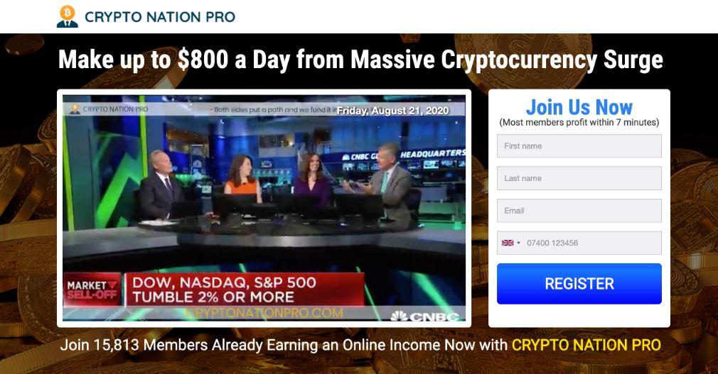 Crypto Nation Pro Erfahrungen – Funktioniert Crypto Nation Pro wirklich?